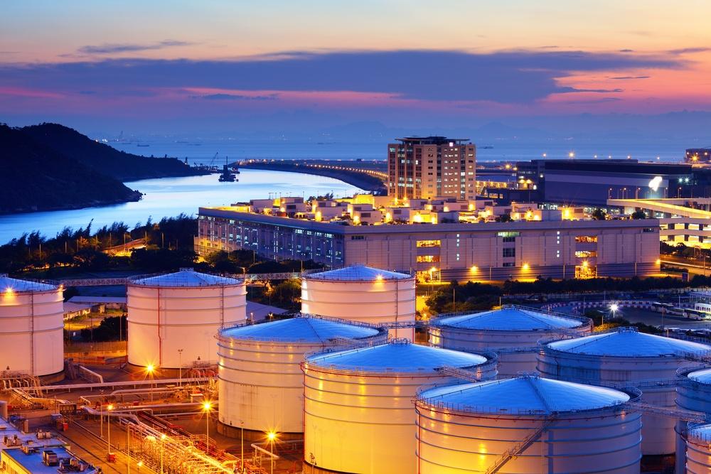 Oil tank in cargo service terminal.jpeg
