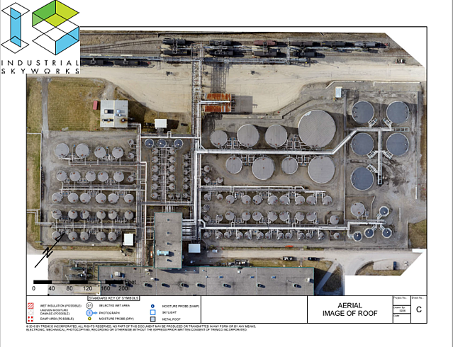 Drone Inspection Oil and Gas