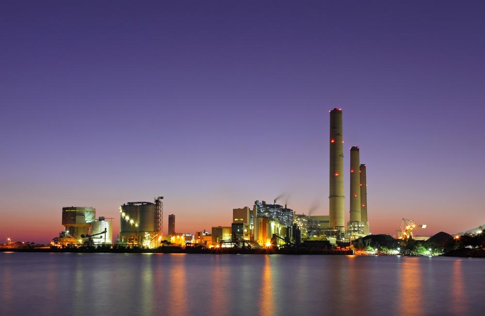 Industrial plant at night.jpeg